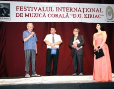 Festivalul International D. G. Kiriac 2016