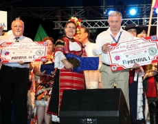 Inchiderea Festivalului International de Folclor Carpati – August 2016